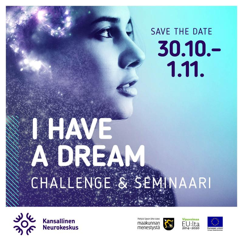 I HAVE A DREAM – Challenge & Seminaari